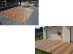 Devis en ligne terrasse bois composite