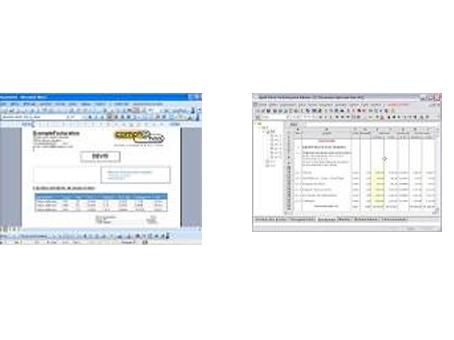 Comment fonctionnent les logiciels pour les devis - Logiciel charpente metallique ...